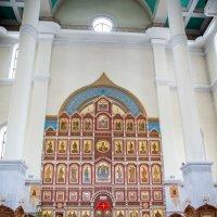 Хабаровск. Кафедральный собор Спаса Преображения :: Виталий Левшов