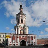 Церковь Праведных Захария и Елисаветы :: Александр Качалин