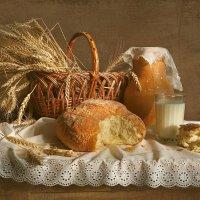 Свежий хлеб! :: Алла Шевченко