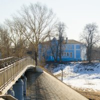 дом барина :: Дмитрий Полозков