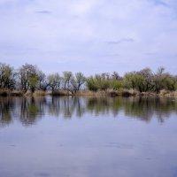 Остров на горизонте. :: Алексей Климов