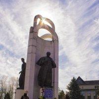 Революция в Украине :: Тарас Семигаленко