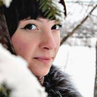 Зима :: Дарья Мельникова