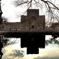 Древний город Бухара :: Михаил Столяров