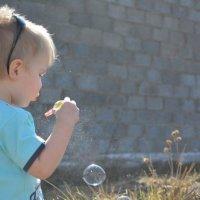 Пузыри :: Татьяна Метелица