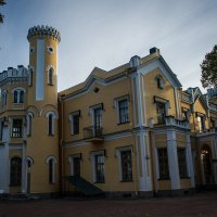 Львовский дворец. п. Стрельна :: Дмитрий Мясоутов