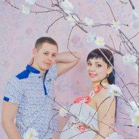 Маринка и Сергей :: Svetlana Shumilova
