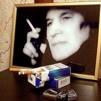 Натюрморт с  автором табака! :: A. SMIRNOV