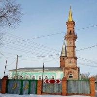 Мечеть :: Евгений Алябьев