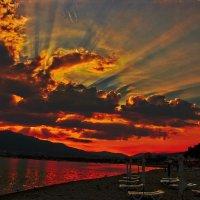 восход солнца :: Валерий Дворников