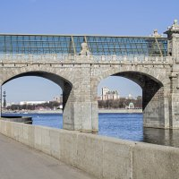 Пушкинский мост. :: Екатерина Рябинина