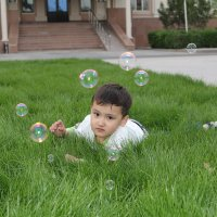 Охота на мыльные пузыри :: Оскар доктор