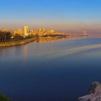 Утренний Днепр :: Denis Aksenov