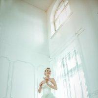 Воздушная невеста :: Андрей Неустроев