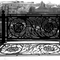 городские кружева :: Юлия Левикова