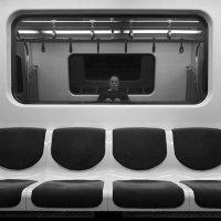 Автопортрет в метро ... :: 7zan0z
