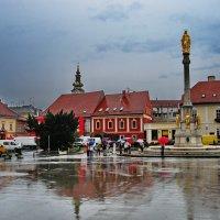 В Загребе дождь... :: Игорь Липинский