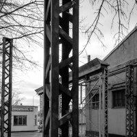 Железная опора :: Сергей Черепанов