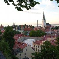 Таллинн, Старый город :: Юрий Иваков