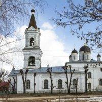 Церковь Белая Троица, Тверь. :: Yuri Chudnovetz