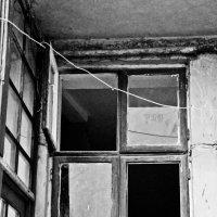 окно в никуда :: Анастасия Матвиец