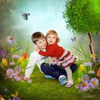 Весенние деньки :: Svetlana Gordeeva