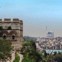 Старый и новый Стамбул :: Ирина Краснобрижая