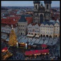Рождество в Праге :: Эльмира Суворова