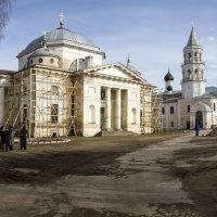 Борисоглебский монастырь. :: Yuri Chudnovetz