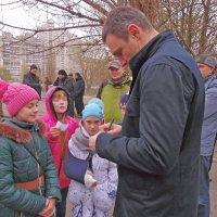 Автогафы детям... :: Ростислав