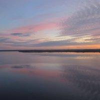 Вечер над Северной Двиной :: Елена Байдакова