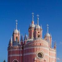 Чесменская церковь :: Дмитрий С