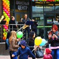 Открытие офисного центра. :: Александр Лейкум