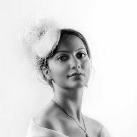 Девушка в белом.. :: Андрей Войцехов
