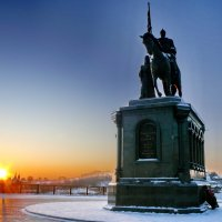 Закат. :: Анатолий Борисов