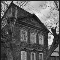 Старый дом :: Игорь Кузьмин