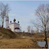 Воскресенская церковь :: Alexandr Яковлев