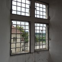 Вид из окна замка Грюйер :: Sasha Berg