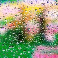Капли на стекле - 2 :: _NIGREDO_ _