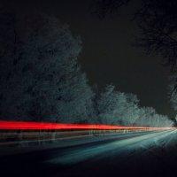 Winter Road :: Andrei Kostikin