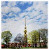 Петропавловская крепость :: Валерий Стогов