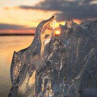 Лёд и Солнце :: Vladimir Beloborodov
