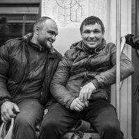 Дружбаны :: Алексей Окунеев