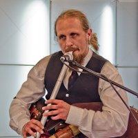 Заезжий музыкант. :: Яков Реймер