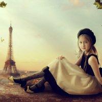 Маленькая парижанка :: Лана Н.