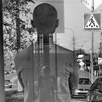 ...киборг едет в Выборг... :: Ольга Нарышкова