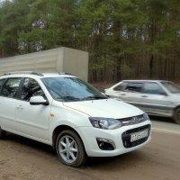 Мой новый автомобиль ! :: Игорь