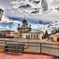 Голуби-невидимки :: Андрей Куприянов