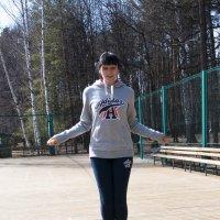 Попрыгушка :: Елена Михеева