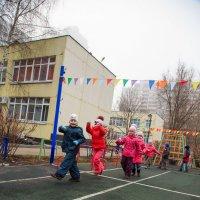 День здоровья в детском саду :: Ирина Кондратьева